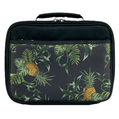 Pineapples Pattern Lunch Bag by Sobalvarro