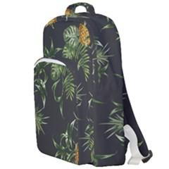 Pineapples Pattern Double Compartment Backpack by Sobalvarro