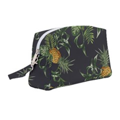 Pineapples Pattern Wristlet Pouch Bag (medium) by Sobalvarro