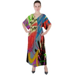 Colorful Abstract Art To Wear by ArtToWear