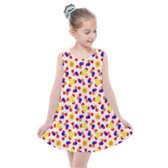 Polka Dot Party Kids  Summer Dress by VeataAtticus