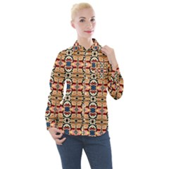K 2 Women s Long Sleeve Pocket Shirt
