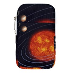 Solar System Planet Planetary System Waist Pouch (large)