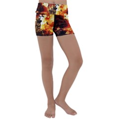 War Venue War Apocalypse Kids  Lightweight Velour Yoga Shorts