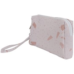 Blank Color Wristlet Pouch Bag (small)