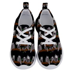 Cute Owl Pattern Running Shoes