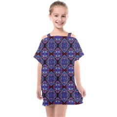 N 3 Kids  One Piece Chiffon Dress by ArtworkByPatrick