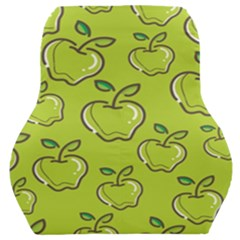 Fruit Apple Green Car Seat Back Cushion