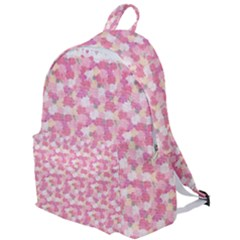 Peony Pattern Pink Scrapbookin The Plain Backpack
