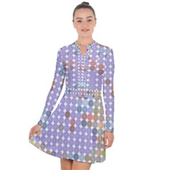 Zappwaits Spirit Long Sleeve Panel Dress