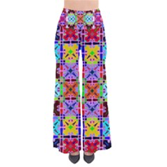 O 2 So Vintage Palazzo Pants by ArtworkByPatrick