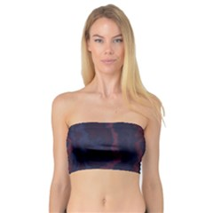Smudgy Lines Bandeau Top by designbywhacky