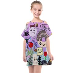 The Real World Kids  One Piece Chiffon Dress