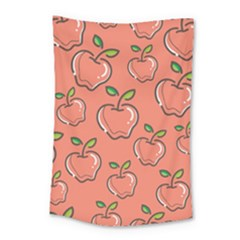 Fruit Apple Small Tapestry