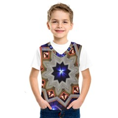 Background Mandala Star Kids  Sportswear