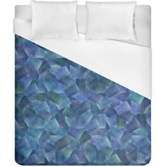 Background Blue Texture Duvet Cover (california King Size) by Alisyart