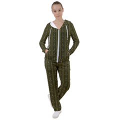 Vintage Wallpaper Vintage Wallpaper Women s Tracksuit by Simbadda