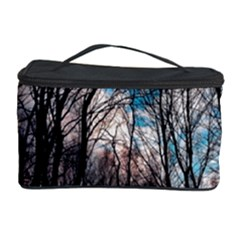 Winter Tree Park Sky Nature Cosmetic Storage by Simbadda
