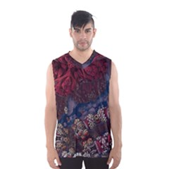Fractals 3d Graphics Designs Men s Sportswear