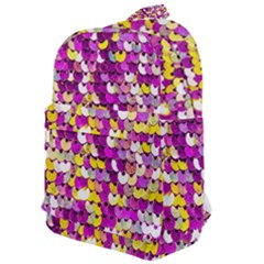 Funky Sequins Classic Backpack by essentialimage