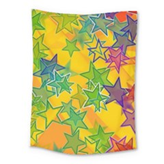 Star Homepage Abstract Medium Tapestry
