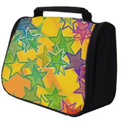 Star Homepage Abstract Full Print Travel Pouch (big)
