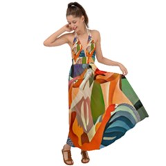 #art #illustration #drawing #infinitepainter #artist #sketch #mirrorart #jwildfire #mirrorlab #galle Webp Net Resizeimage (8) Backless Maxi Beach Dress by soulone