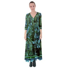 Hot Day In Dallas 8 Button Up Maxi Dress