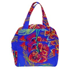 Poppies Boxy Hand Bag