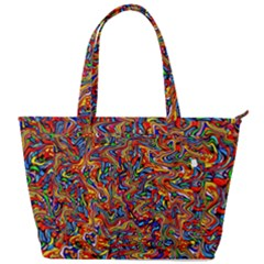 New Arrivals-a-9 Back Pocket Shoulder Bag  by ArtworkByPatrick