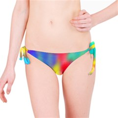 Soft Color Blend Bikini Bottom by bloomingvinedesign