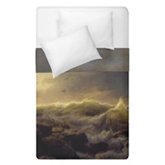 Andreas Achenbach Sea Ocean Water Duvet Cover Double Side (single Size)