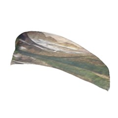 Glacier National Park Scenic View Stretchable Headband by Sudhe