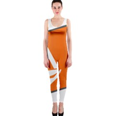 Waving Proposed Flag Of Antarctica One Piece Catsuit by abbeyz71