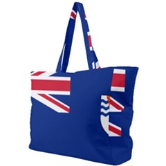 Government Ensign Of The British Antarctic Territory Simple Shoulder Bag by abbeyz71