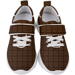 Chocolate Kids  Velcro Strap Shoes by goljakoff