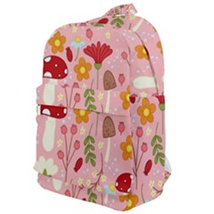 Floral Surface Pattern Design Classic Backpack by Sudhe