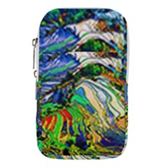 Artistic Nature Painting Waist Pouch (large)