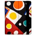Pattern And Decoration Revisited At The East Side Galleries Apple iPad 2 Flip Case View2