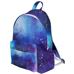 Blue Space The Plain Backpack by goljakoff