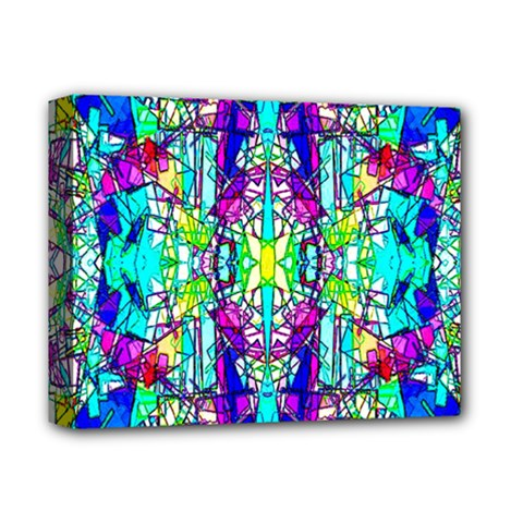 Colorful 60 Deluxe Canvas 14  x 11  (Stretched)