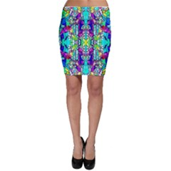 Colorful 60 Bodycon Skirt