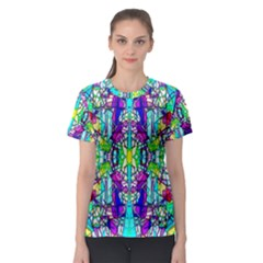 Colorful 60 Women s Sport Mesh Tee