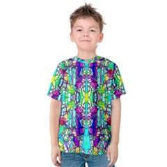 Colorful 60 Kids  Cotton Tee