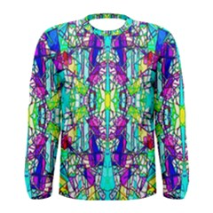 Colorful 60 Men s Long Sleeve Tee