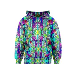 Colorful 60 Kids  Pullover Hoodie