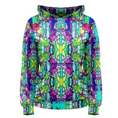 Colorful 60 Women s Pullover Hoodie