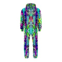 Colorful 60 Hooded Jumpsuit (Kids)