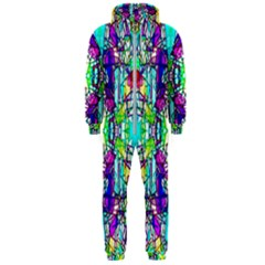 Colorful 60 Hooded Jumpsuit (Men)