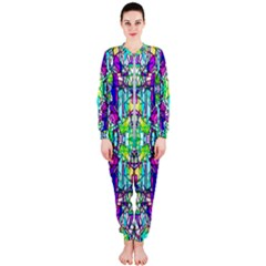 Colorful 60 OnePiece Jumpsuit (Ladies)